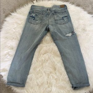 American Eagle Outfitters Jeans - AMERICAN EAGLE TOMGIRL JEANS